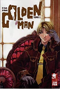 Golden Man Edition simple Tome 2