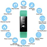 Fitness-Tracker-Muzili-YG3-Plus-Activity-Tracker-Sports-Watch-Smart-Bracelet-Pedometer-Fitness-Watch-with-Heart-Rate-MonitorGPS-Step-Counter-Sleep-Monitor-Music-Control-for-Android-and-IOS