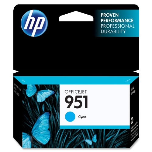 Preisvergleich Produktbild CN050AN140 Tintenpatrone (HP 951XL), 700 Seiten, Kapazität, Cyan