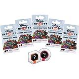 Disney Infinity: 5 Pack Con 2 Gettoni Extra Power [Importación Italiana]