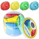 4 Colores Esponjoso Slime - Divertido, Colorido e Interactivo Juegos Libres de...