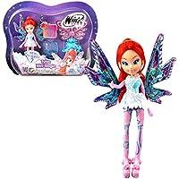 Winx Club - Tynix Mini Magic - Bloom Doll with Transformation