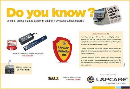LAPCARE Battery for DELL VOSTRO 1014 1015 1088 A840 A860 G069H F287H