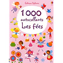 1000 AUTOCOLLANTS LES FEES