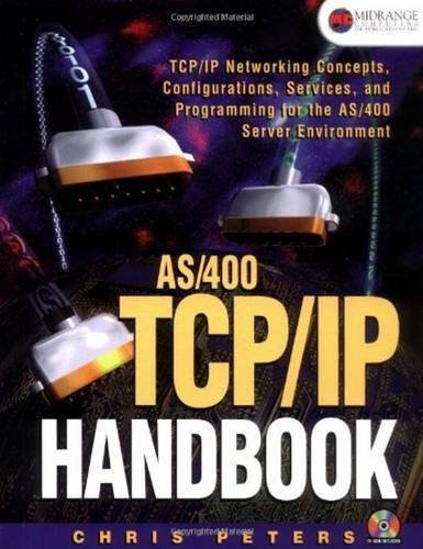 AS/400 TCP/IP Handbook by Chris Peters (1999-10-01) par Chris Peters