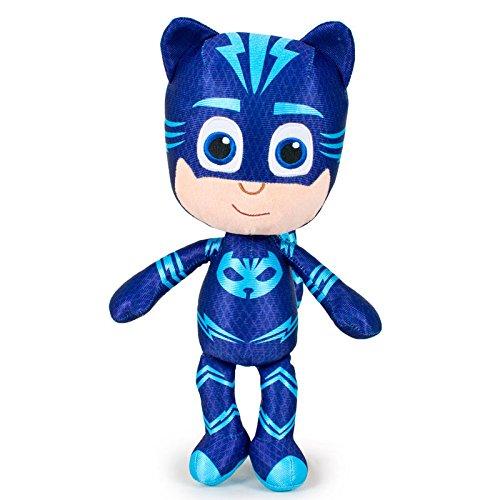 Simba 109402036 PJ Masks Plush, 20cm, Catboy