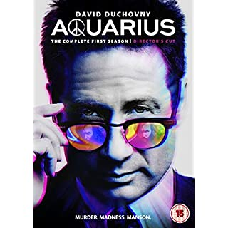 Aquarius: The Complete Series 1 (Director's Cut) [DVD] [2015]