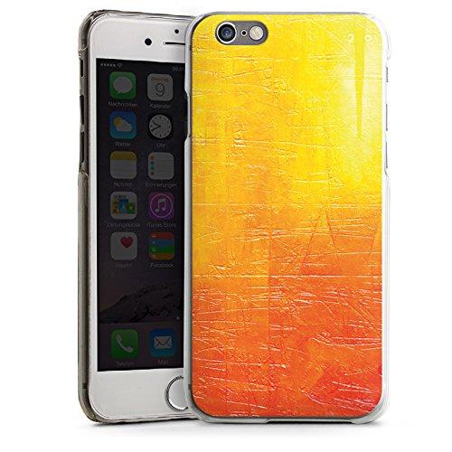 Apple iPhone 5s Housse Étui Protection Coque Egratignure Structure Peinture CasDur transparent