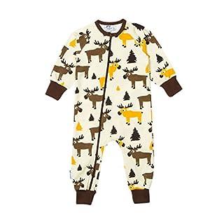 JNY Colourful Kids Baby Boys' Footie Beige Cream S - Beige - 0-3 Months