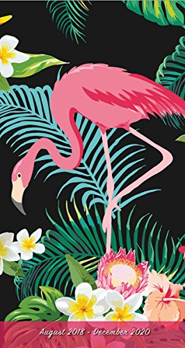 2019 Flamingo Two-Year-Plus Pocket Planner: By Sellers Publishing