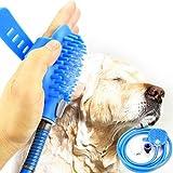 MTBHW Pet Baden Werkzeuge Haustier Dusche Sprayer Scrubber Ein Design Dusche Badezimmer Badewanne Outdoor Gartenschlauch Kompatibel Hund Katze Massage Pinsel