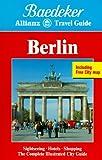 Baedeker Allianz Reiseführer, Berlin, Engl. ed.