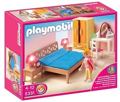 Rosa Dormitorio De Los Padres de Playmobil (626161)