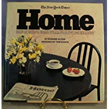 The New York Times Home Book of Modern Design by Suzanne Slesin (1985-11-01)