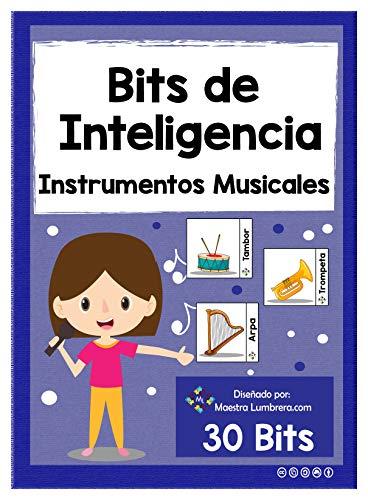 Bits de Inteligencia: Instrumentos Musicales: A partir desde los 0 a 6 años por Carla A. Leal Vega