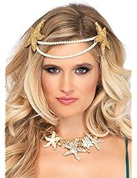Leg Avenue Mermaid Pearl Headband