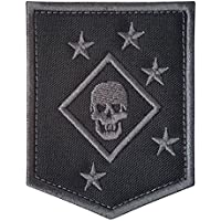 ACU Subdued USMC Raiders Marines MARSOC Morale Tactical Embroidery Sew Iron on Patch