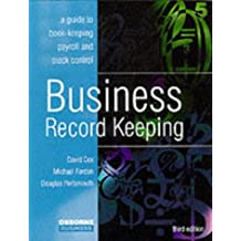 Business Record Keeping (Osborne Financial)