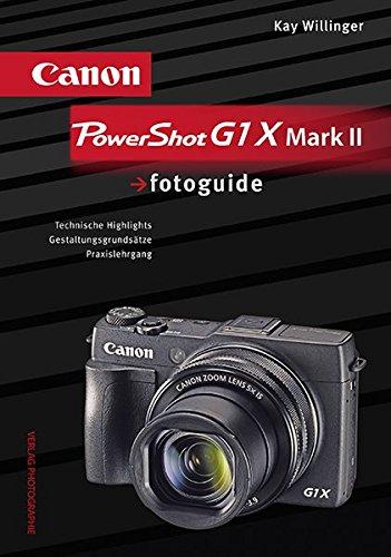 Preisvergleich Produktbild Canon PowerShot G1X MARK II fotoguide