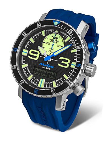 Vostok Europe Montre Homme 9516-5555249