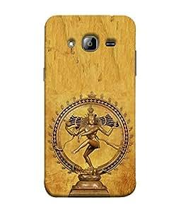 FUSON Designer Back Case Cover for Samsung Galaxy On7 G600Fy :: Samsung Galaxy Wide G600S :: Samsung Galaxy On 7 (2015) (God Religion Aashutosh Bhairav Bholenath Dayalu Devadeva Girijapati)