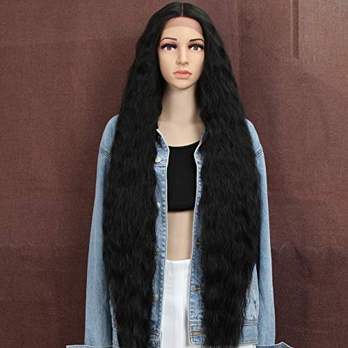 Lange Märchen Perücke - Style Icon Lace Front Perücken Wigs