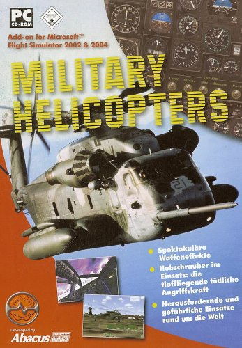 Flight Simulator 2004 - Military Helicopters