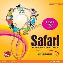 Safari CBSE LKG 1, Term Book 2