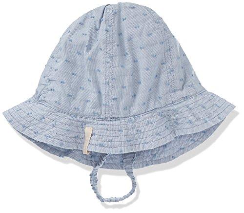Noppies Baby-Mädchen Mütze G Hat Woven Enna, Blau (Lilac C113), neugeboren...