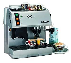 Saeco Espresso Coffee Machine Magic Cappuccino Combi