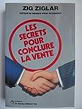 Telecharger Livres Secrets pour conclure vente (PDF,EPUB,MOBI) gratuits en Francaise