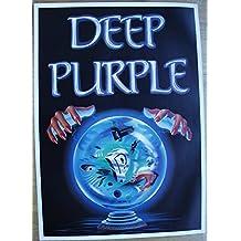 Deep Purple Format 62 x 86 cm Original von 1990