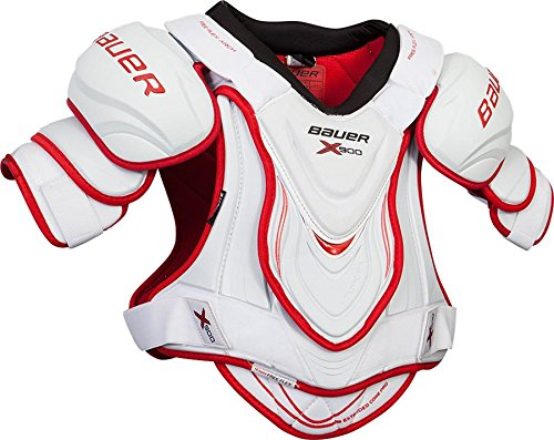 Bauer Vapor X900 Schulterschutz Junior, Größe:Junior S -