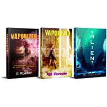 Earth Invasion Thriller Box Set: Vaporized 1 + 2 + Salient SciFi Suspense Thriller