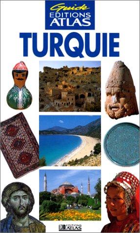 Turquie 1997 par Guide Atlas