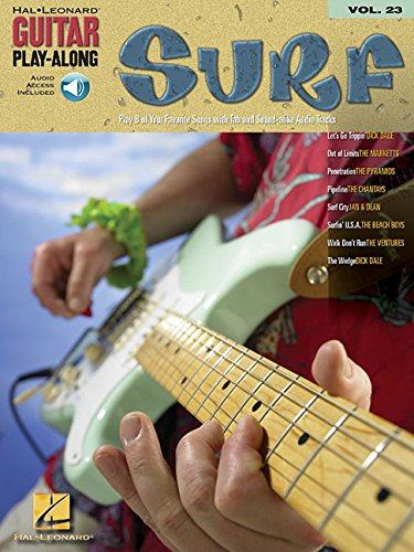Surf [With CD (Audio)]: 23 (Guitar Play-along)