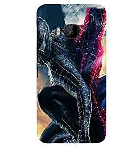PRINTSWAG CARTOON CHARACTER Designer Back Cover Case for HTC ONE M9S