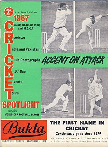 Cricket Spotlight 1967