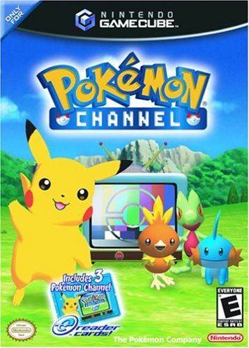 pokemon-channel-gamecube