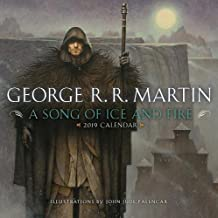 2019 A Song of Ice and Fire Calendar,