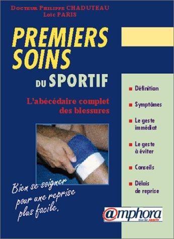 Premiers soins du sportif