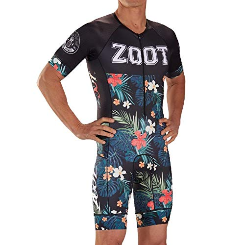 Zoot Herren Triathlon Rennanzug M LTD Tri Aero SS Race Suit - 83 19 M