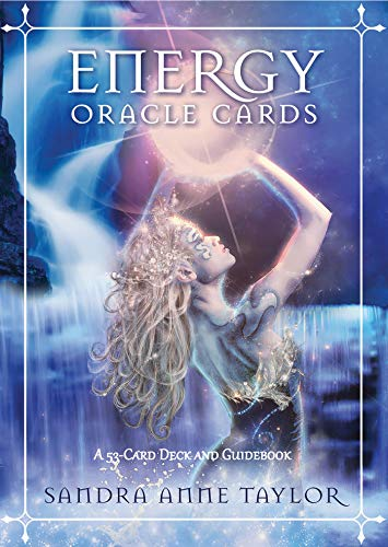 Energy Oracle Cards por Sandra Anne Taylor