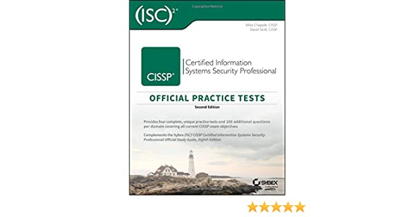 Buy CISSP Official (ISC)2 Practice Tests Book Online at Low Prices ...