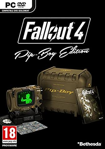 Fallout 4 - Pip Boy Collectors Edition PC DVD EDITION
