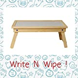 #4: Piccolo Toys Write & Wipe White Board Table
