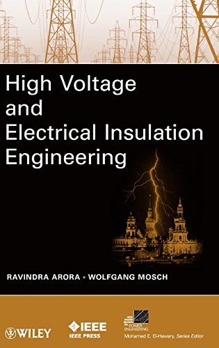 High Voltage and Electrical Insulation Engineering (IEEE Series on Power Engineering, Band 57) -