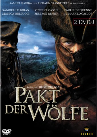 Sony Pictures Home Entertainment Pakt der Wölfe [2 DVDs]