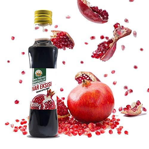 100%ige Granatapfelsirup ohne Zucker und Ohne Zusatzstoffe 350 g
