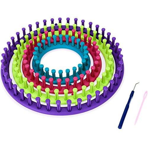 Knitting Frame Knitting Rings Set of 6Round Knitting AID Liesel